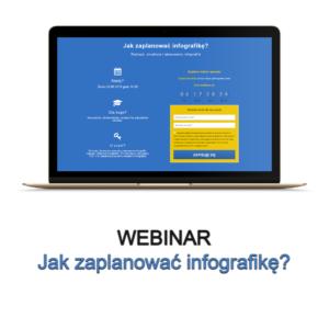 [WEBINAR] Jak zaplanować infografikę? | Typy, układy i rodzaje infografik.