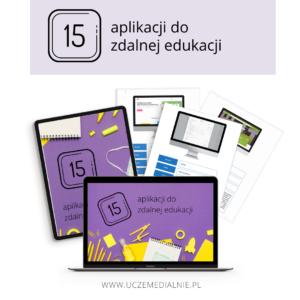 [KURS VIDEO] 15 aplikacji do zdalnej edukacji