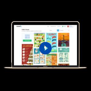 [Nagranie szkolenia]  Stwórz infografikę w Easel.ly