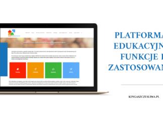 Platforma edukacyjna – funkcje i zastosowanie