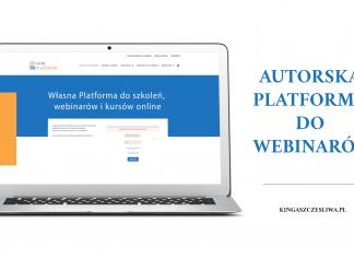 Jak zrobić autorską platformę do webinarów?