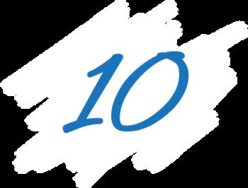 10 szlaczek